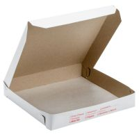 "9"" Pizza Box Liners Greaseproof Paper"